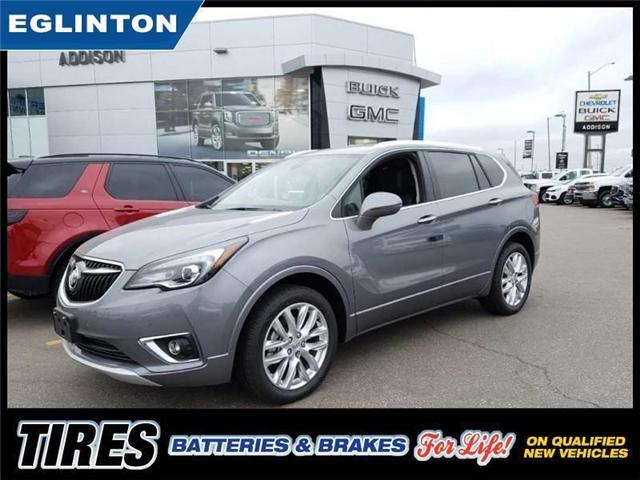2019 Buick Envision Premium I (Stk: KD019623) in Mississauga - Image 1 of 19