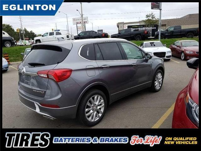 2019 Buick Envision Premium I (Stk: KD019623) in Mississauga - Image 4 of 19