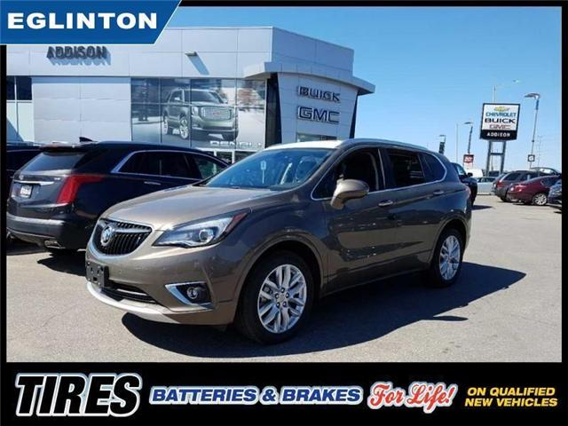 2019 Buick Envision Premium I (Stk: KD020113) in Mississauga - Image 1 of 17