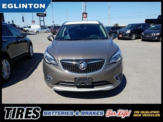 2019 Buick Envision Premium I (Stk: KD020113) in Mississauga - Image 2 of 17