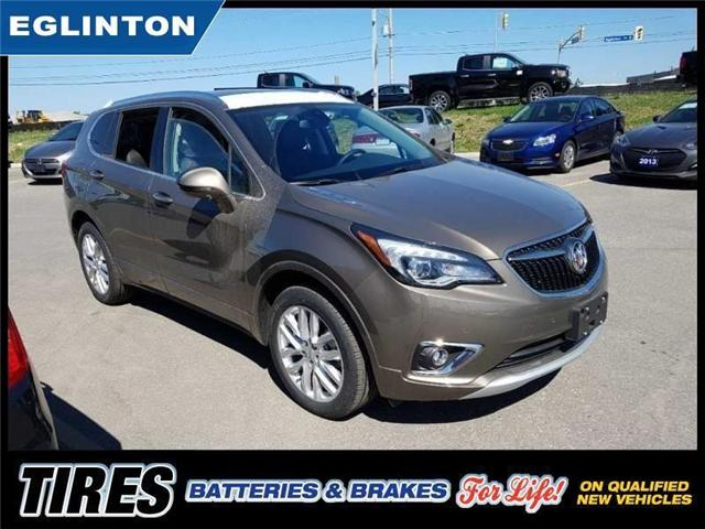2019 Buick Envision Premium I (Stk: KD020113) in Mississauga - Image 3 of 17