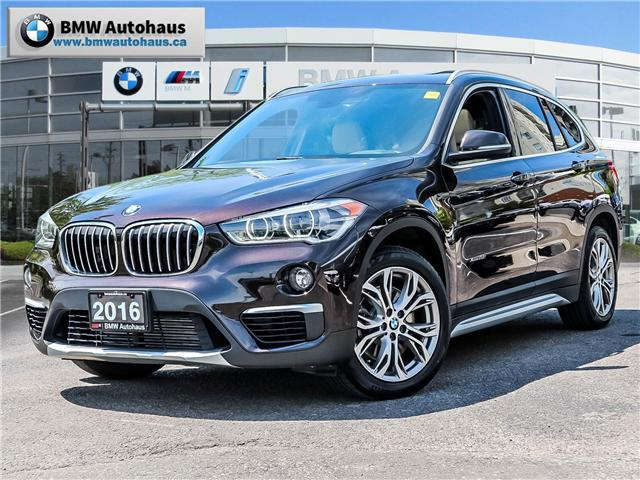 2016 BMW X1 xDrive28i (Stk: 19144A) in Thornhill - Image 1 of 26
