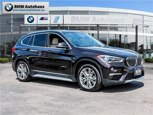 2016 BMW X1 xDrive28i (Stk: 19144A) in Thornhill - Image 2 of 26