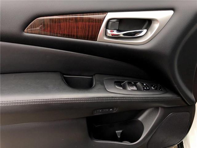 2014 Nissan Pathfinder SL (Stk: U0961A) in Cambridge - Image 11 of 30