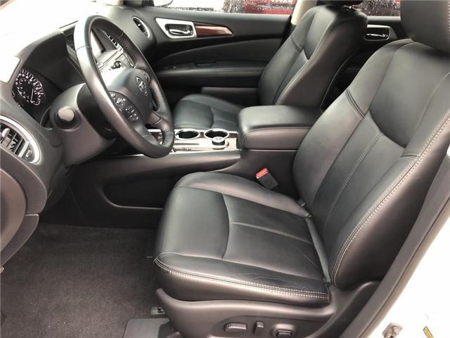 2014 Nissan Pathfinder SL (Stk: U0961A) in Cambridge - Image 14 of 30