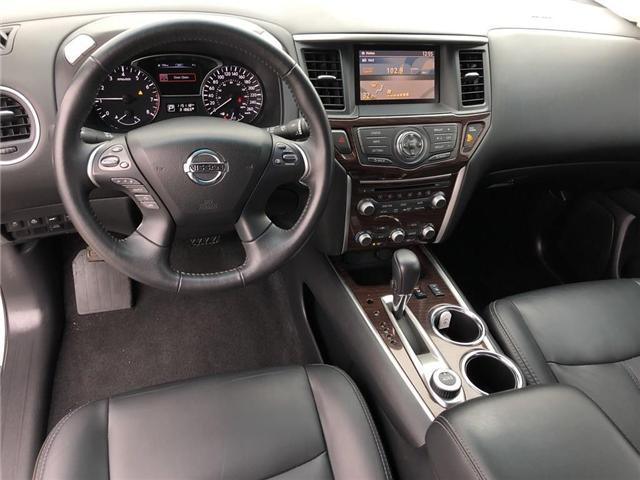2014 Nissan Pathfinder SL (Stk: U0961A) in Cambridge - Image 15 of 30