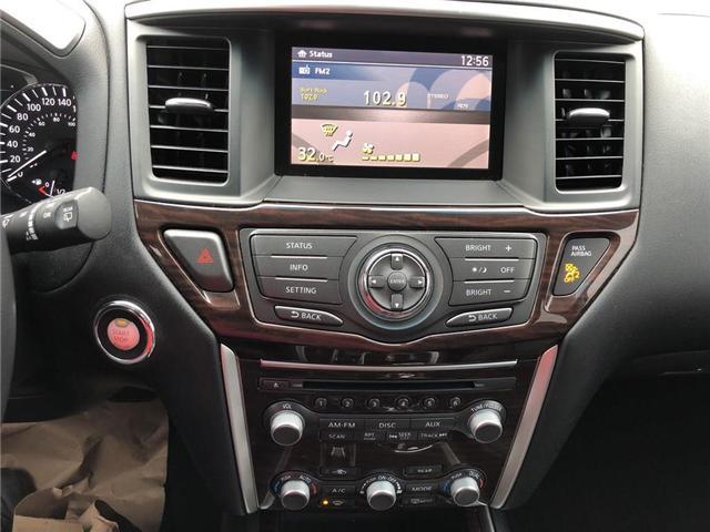 2014 Nissan Pathfinder SL (Stk: U0961A) in Cambridge - Image 21 of 30