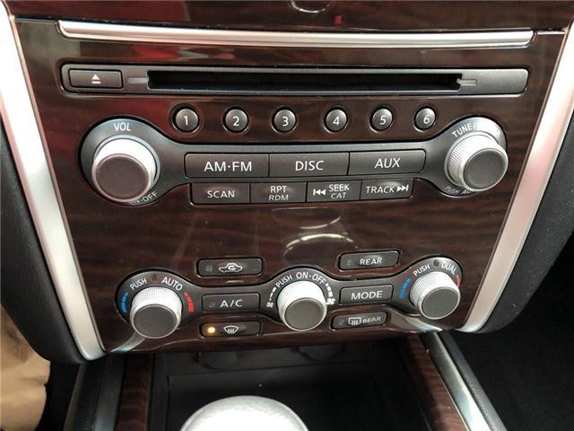 2014 Nissan Pathfinder SL (Stk: U0961A) in Cambridge - Image 22 of 30