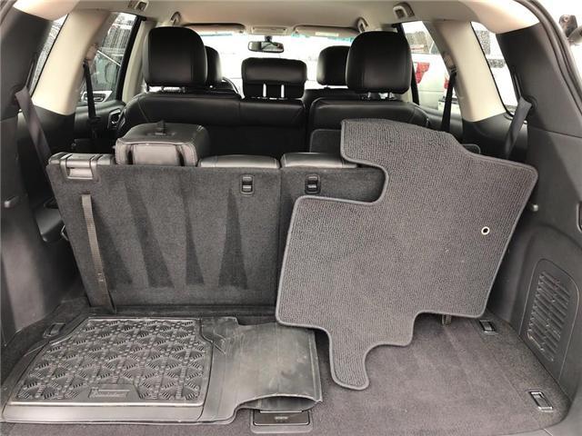 2014 Nissan Pathfinder SL (Stk: U0961A) in Cambridge - Image 29 of 30
