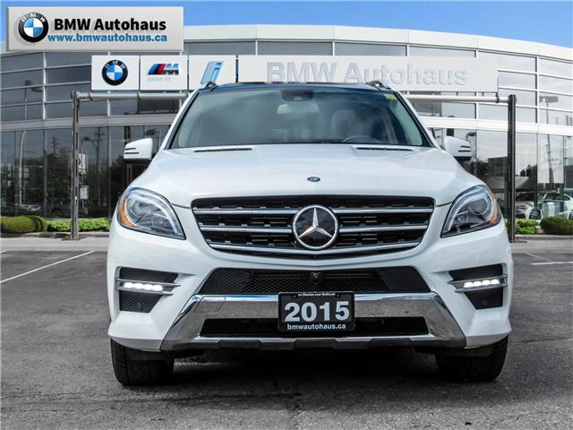 2015 Mercedes-Benz M-Class Base (Stk: 19572A) in Thornhill - Image 2 of 31