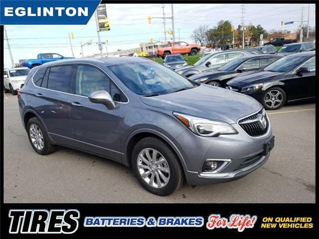 2019 Buick Envision Essence (Stk: KD023733) in Mississauga - Image 3 of 18