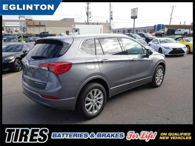 2019 Buick Envision Essence (Stk: KD023733) in Mississauga - Image 4 of 18