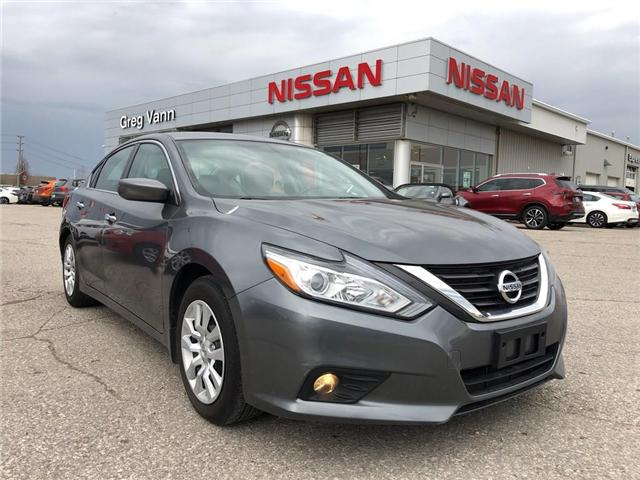 2016 Nissan Altima 2.5 (Stk: U0988A) in Cambridge - Image 1 of 26