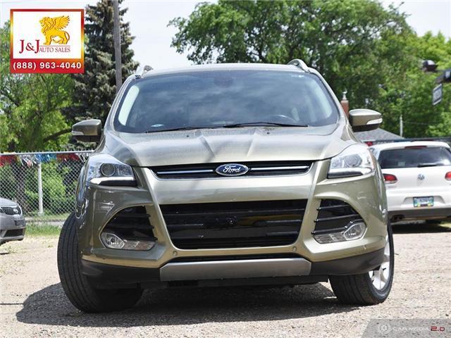 2014 Ford Escape Titanium (Stk: J19039) in Brandon - Image 2 of 27