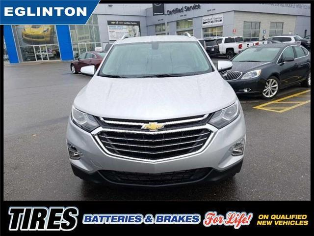 2019 Chevrolet Equinox Premier (Stk: K6171288) in Mississauga - Image 2 of 19