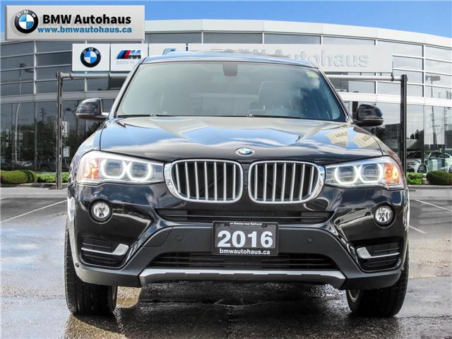 2016 BMW X3 xDrive28i (Stk: 19616A) in Thornhill - Image 2 of 22