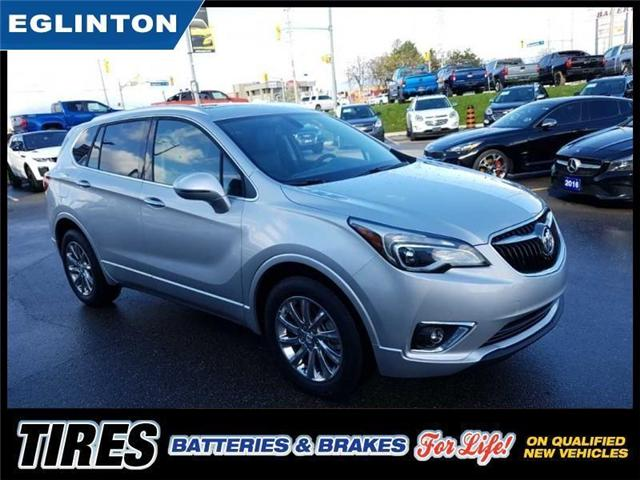 2019 Buick Envision Essence (Stk: KD024482) in Mississauga - Image 3 of 19