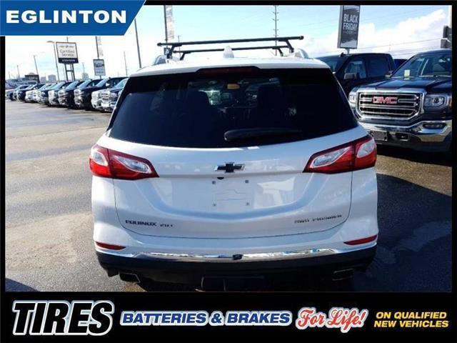 2019 Chevrolet Equinox Premier (Stk: K6138064) in Mississauga - Image 5 of 21