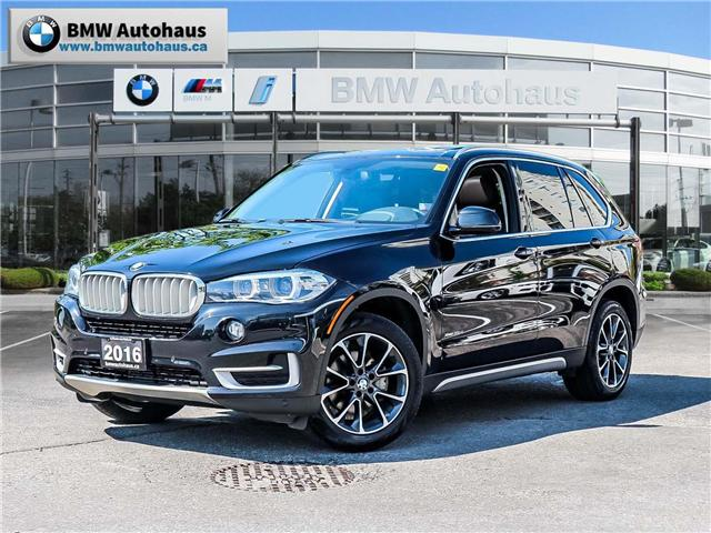 2016 BMW X5 xDrive35d (Stk: 19986A) in Thornhill - Image 1 of 26