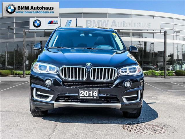 2016 BMW X5 xDrive35d (Stk: 19986A) in Thornhill - Image 2 of 26
