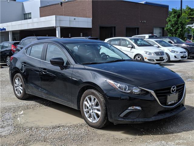 2014 Mazda Mazda3 GS-SKY (Stk: 28887A) in East York - Image 1 of 11