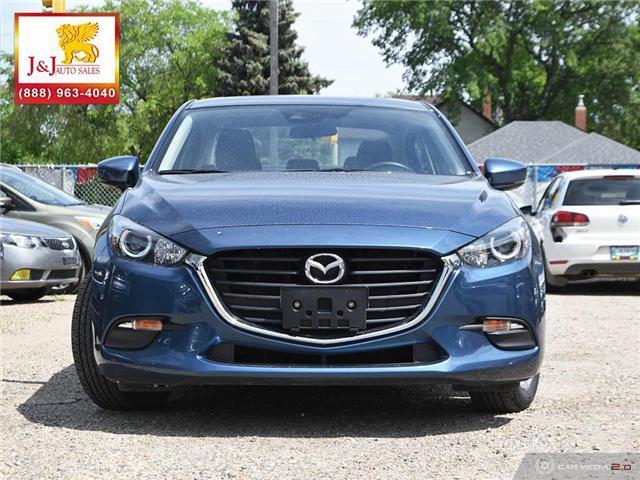 2018 Mazda Mazda3 GS (Stk: J19041) in Brandon - Image 2 of 27
