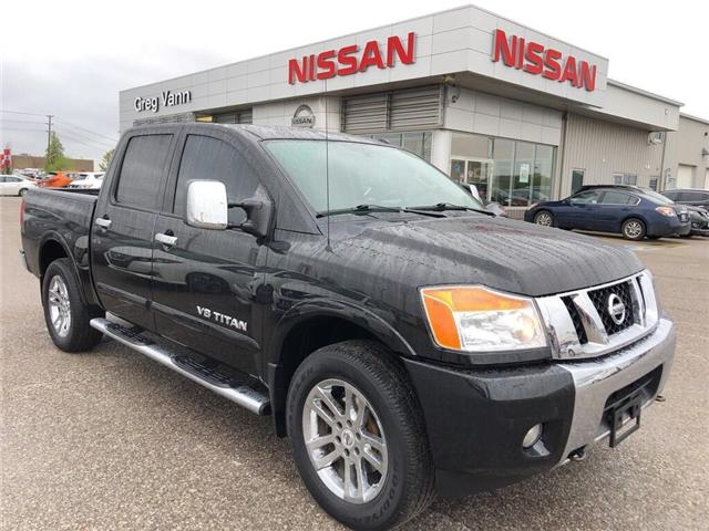 2015 Nissan Titan SL (Stk: U1096A) in Cambridge - Image 1 of 29
