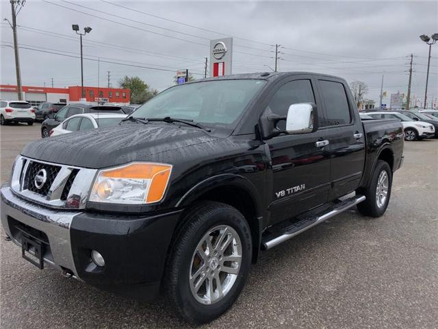 2015 Nissan Titan SL (Stk: U1096A) in Cambridge - Image 2 of 29