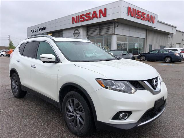 2016 Nissan Rogue SL Premium (Stk: P2607) in Cambridge - Image 1 of 29