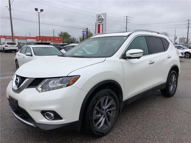2016 Nissan Rogue SL Premium (Stk: P2607) in Cambridge - Image 2 of 29
