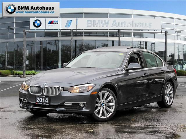 2014 BMW 320i xDrive (Stk: P8616) in Thornhill - Image 1 of 21