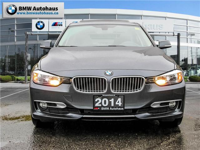 2014 BMW 320i xDrive (Stk: P8616) in Thornhill - Image 2 of 21
