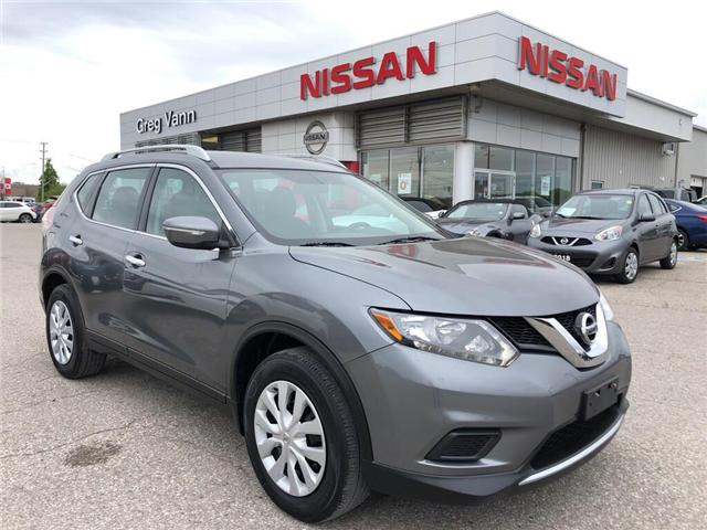 2015 Nissan Rogue S (Stk: P2611) in Cambridge - Image 1 of 26