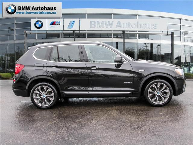 2015 BMW X3 xDrive28d (Stk: P8677) in Thornhill - Image 4 of 27