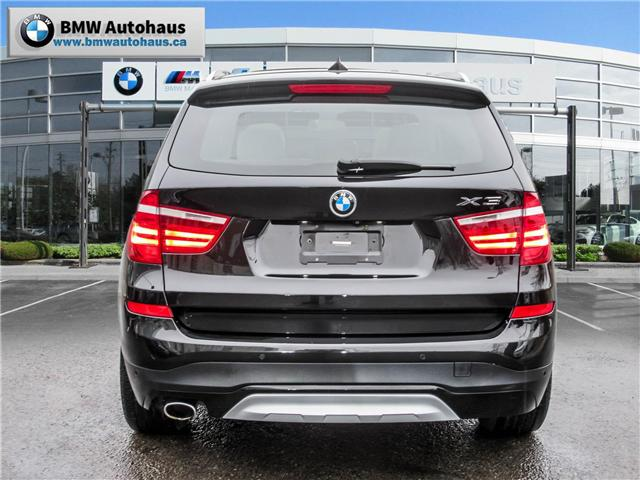 2015 BMW X3 xDrive28d (Stk: P8677) in Thornhill - Image 5 of 27