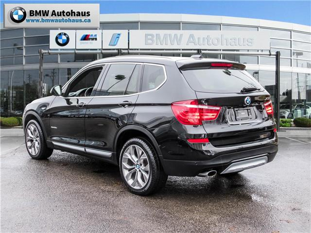 2015 BMW X3 xDrive28d (Stk: P8677) in Thornhill - Image 7 of 27