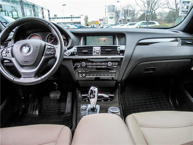 2015 BMW X3 xDrive28d (Stk: P8677) in Thornhill - Image 12 of 27