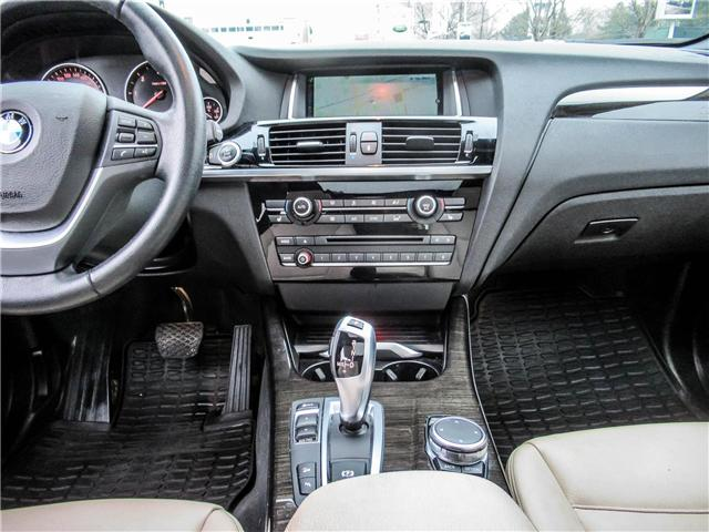 2015 BMW X3 xDrive28d (Stk: P8677) in Thornhill - Image 14 of 27