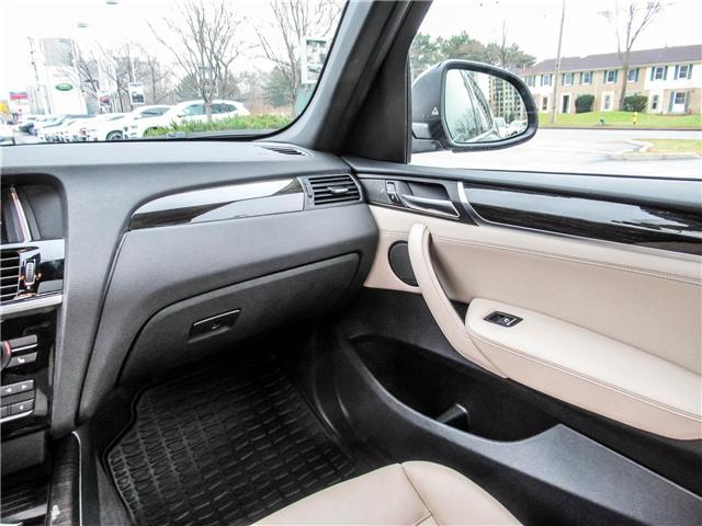 2015 BMW X3 xDrive28d (Stk: P8677) in Thornhill - Image 15 of 27