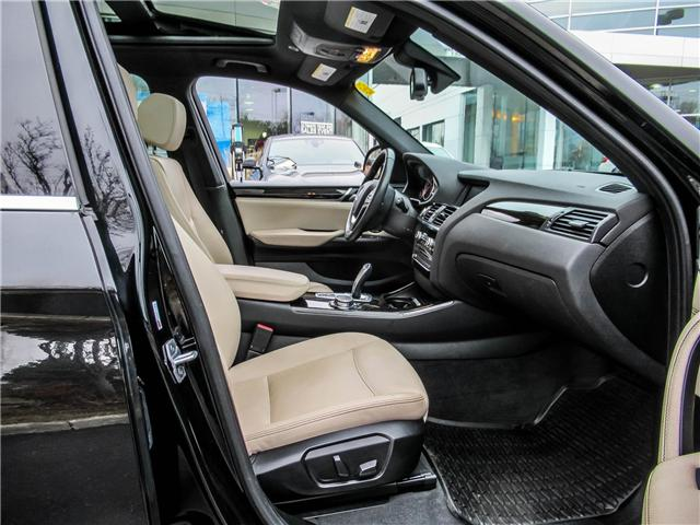 2015 BMW X3 xDrive28d (Stk: P8677) in Thornhill - Image 17 of 27