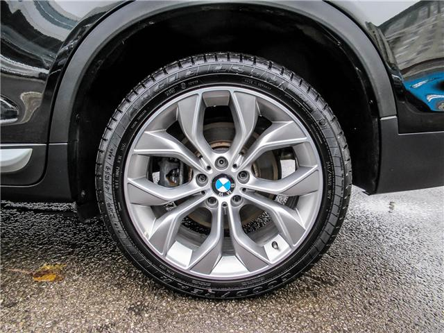 2015 BMW X3 xDrive28d (Stk: P8677) in Thornhill - Image 22 of 27