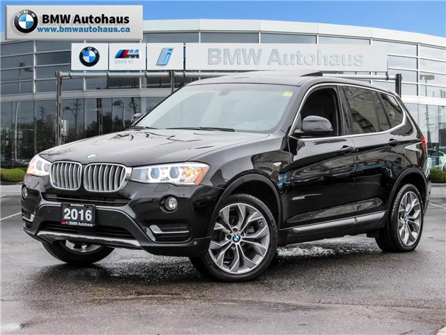 2016 BMW X3 xDrive28i (Stk: P8681) in Thornhill - Image 1 of 24
