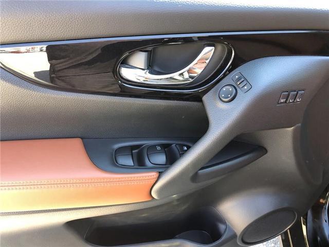 2017 Nissan Rogue SL Platinum (Stk: P2616) in Cambridge - Image 11 of 28