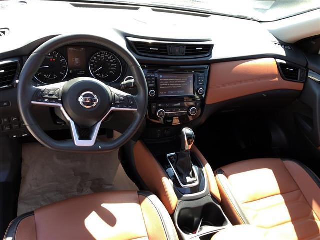 2017 Nissan Rogue SL Platinum (Stk: P2616) in Cambridge - Image 14 of 28