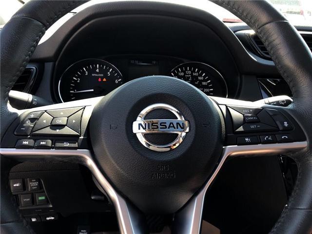 2017 Nissan Rogue SL Platinum (Stk: P2616) in Cambridge - Image 15 of 28