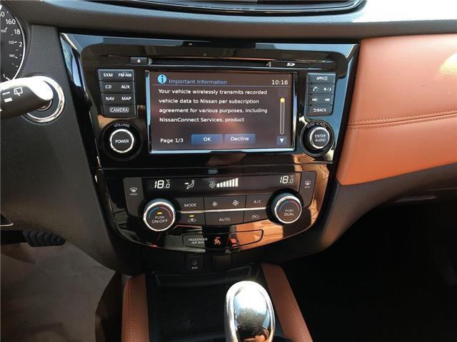 2017 Nissan Rogue SL Platinum (Stk: P2616) in Cambridge - Image 19 of 28