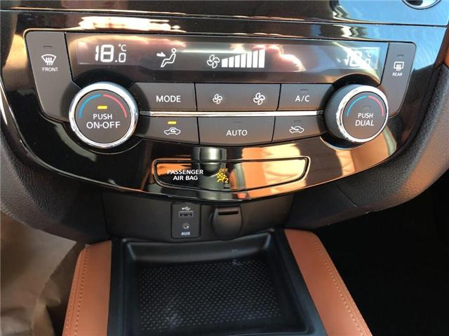 2017 Nissan Rogue SL Platinum (Stk: P2616) in Cambridge - Image 20 of 28