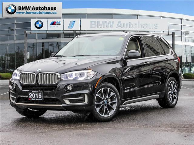 2015 BMW X5 xDrive35d (Stk: P8716) in Thornhill - Image 1 of 24