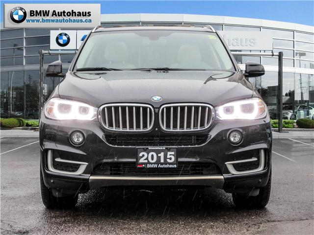 2015 BMW X5 xDrive35d (Stk: P8716) in Thornhill - Image 2 of 24