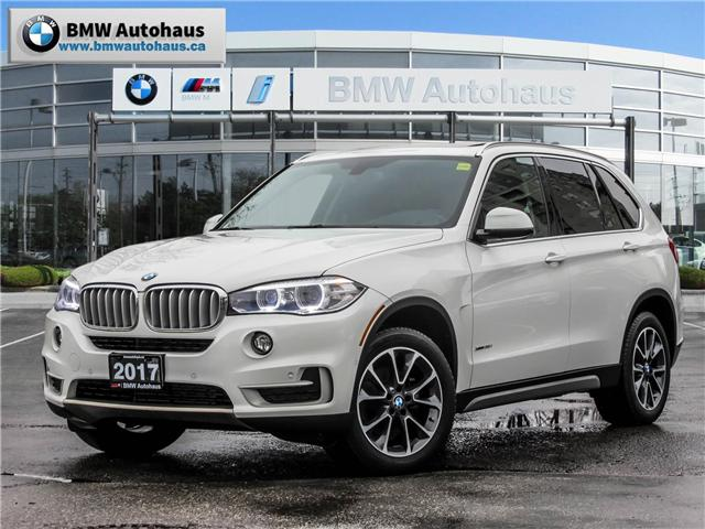 2017 BMW X5 xDrive35i (Stk: P8728) in Thornhill - Image 1 of 26